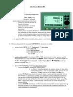 ABC Pentru TPS400