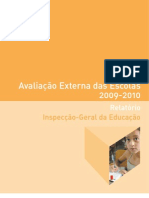 AEE Relatorio 2009-2010