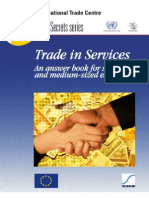 Trade in Services Pakistan