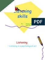 Listening Skills PPT