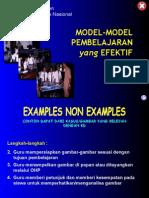 8969878 Model Pembelajaran Efektif