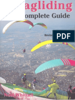The art of paragliding para gliding revised and updated the complete guide fandeluxe Gallery