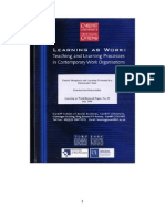 Microsoft Word - ESRC TLRP Learning as Work Research Paper No 18