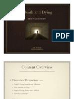 Dying Presentation