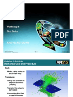 Ansys Autodyn 120 Workshop 06