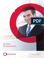 2011 Access Dimensions Brochure