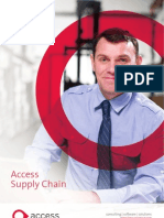 2011 Access Supply Chain Brochure