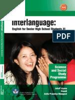 SMA/MA Kelas 11 Inter Language Science and Social Study