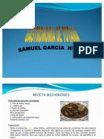 Samuel gastronomia