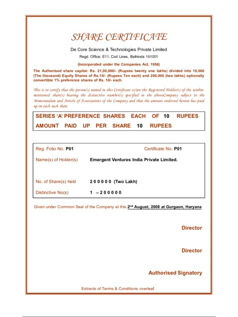 Nice shareholding certificate template photos share certificate fantastic share certificate template uk agreement format for money yadclub Choice Image