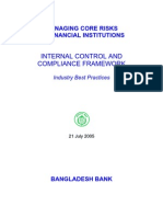 Internal Control Framework