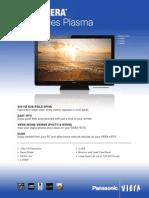 IBJSC.com - Panasonic VIERA TC-P42X3 42-Inch 720p Plasma HDTV