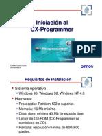 InfoPLC Net Inicio Cx Programmer I