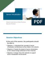 Cisco Event VMware Server Virtualization