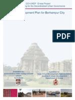 Final CDP Berhampur Dec 08