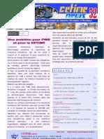 CetimeNews.52.Mars.2011