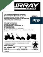 Murray Tractor Manual
