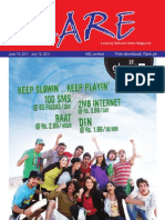 Pakistan Leading Telecom& IT news magazine Flare June+July