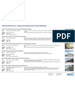Selected References Design and Engineering - Terminals