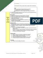Ejemplo Implementacion Plan Orugas