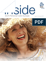 SCA Inside Personal Care Europe Summer 2011 English
