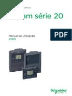 SEPAM série 20 - Manual de utilização 2009