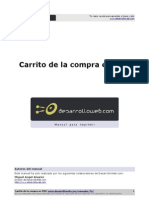 Manual Carrito Compra Php