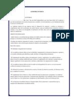 Informes Auditoria Interna