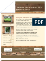 Tree Brochure