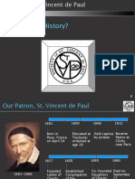 SVDP What is Our History?