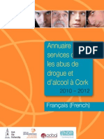 Directory of Services for Alcohol & Drug Misuse in Cork 2010 - 2012