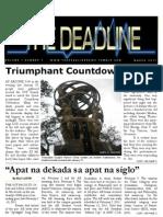 The Deadline Future