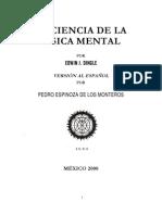 8486791 La Ciencia de La Fisica Mental (1)