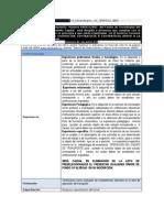 Ficha Convocatoria 999312-002 Tecnologos Competecnias Laborales Segundo Semestre de 2011