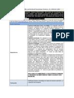 Ficha Convocatoria 999312-004 Como Mecanica y Mantenimiento Segundo Semestre de 2011