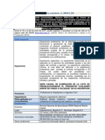 Ficha Convocatoria 999312-005 Como Administardor Del Centro Segundo Semestre de 2011