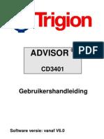 Gebruiker CD3401
