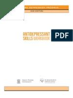 SCDP(Self Care Depression Program_AntidepressantSkills