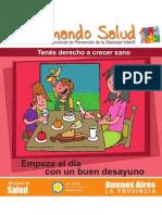 Armando Salud Desayuno