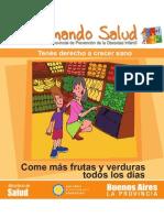 Armando Salud Comer Frutas