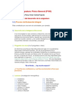 Clase Introcuctoria-Desarrollo de La Asignatura