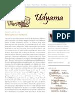 Udyama_ Defining Success