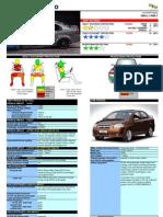 Chevrolet Aveo Datasheet 3