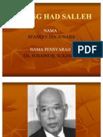 Awang Had Salleh