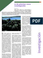 Investigación - Por una Familia de Plantas Nace un Grupo de Investigación de la U.D.C.A