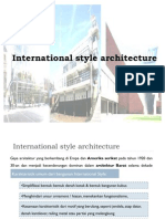 International Style Architecture(2)