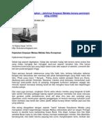 Melaka - Sejarah Yang Di Gelapkan