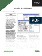 Fs Cognos 8bi Analysis for Microsoft Excel