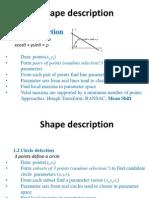 Shape Description