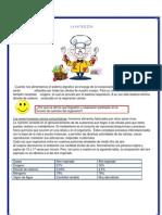NUTRICION-CIENCIAS BIOLOGICAS 3º AÑO